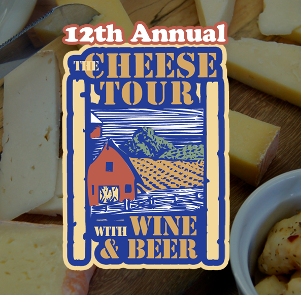 12th Annual Washington County Cheese Tour logo
