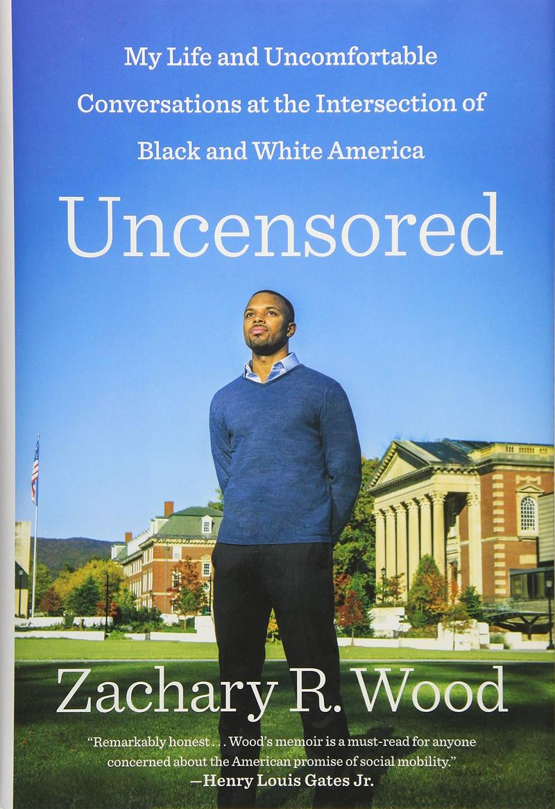 Book Cover - Uncensored