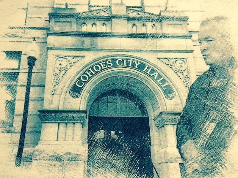 Embattled Cohoes Mayor Shawn Morse