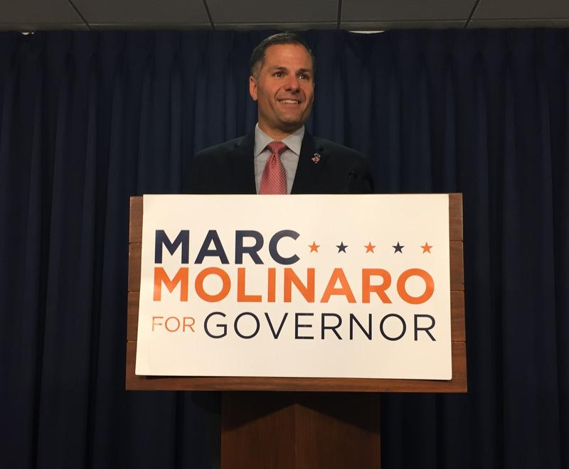 Dutchess County Executive Marc Molinaro