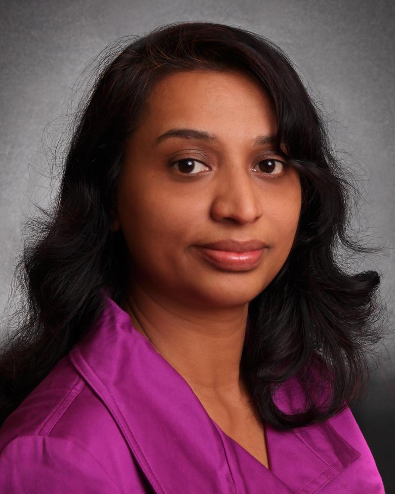 Dr. Sunitha Sukumaran