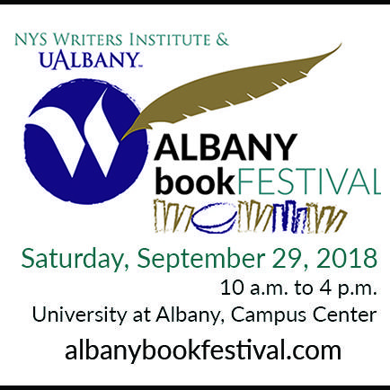 Albany Book Festival artwork