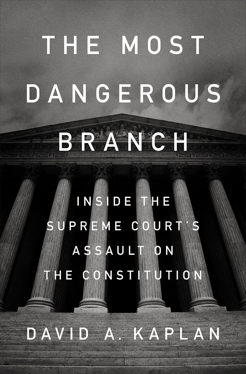 Book Cover - The Most Dangerous Branch