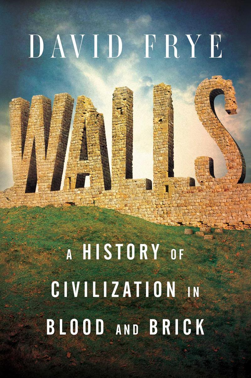 Book Cover - Walls