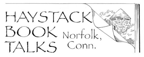Haystack Book Talks logo