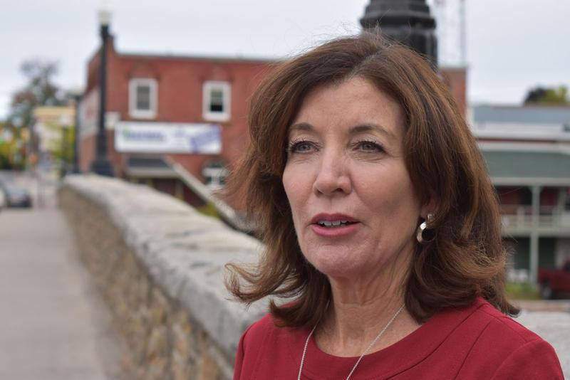 NY Lieutenant Governor Kathy Hochul visits Plattsburgh
