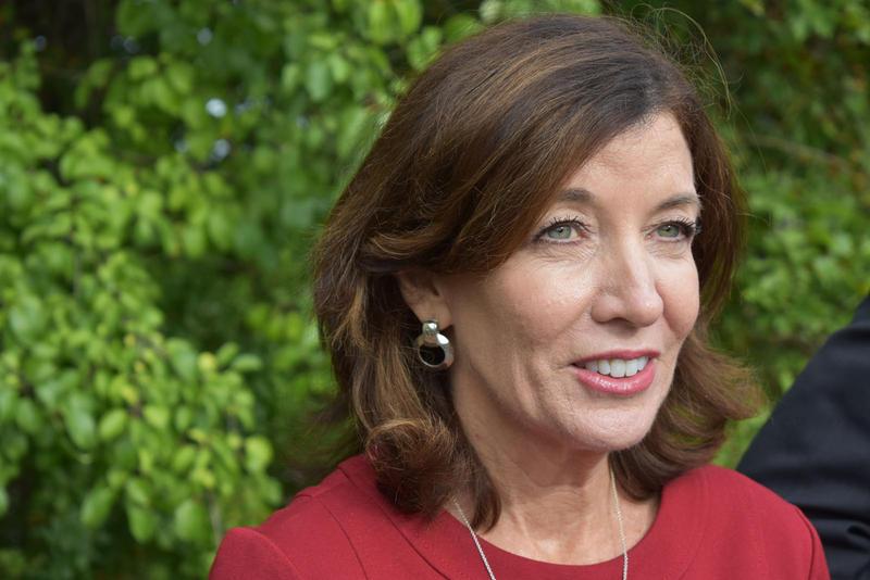 Lieutenant Governor Kathy Hochul tours Plattsburgh DRI sites