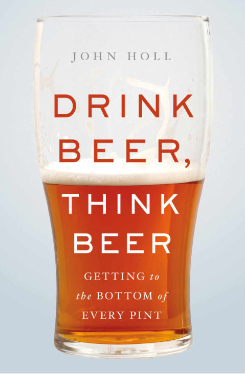 Book Cover - Drink Beer, Think Beer
