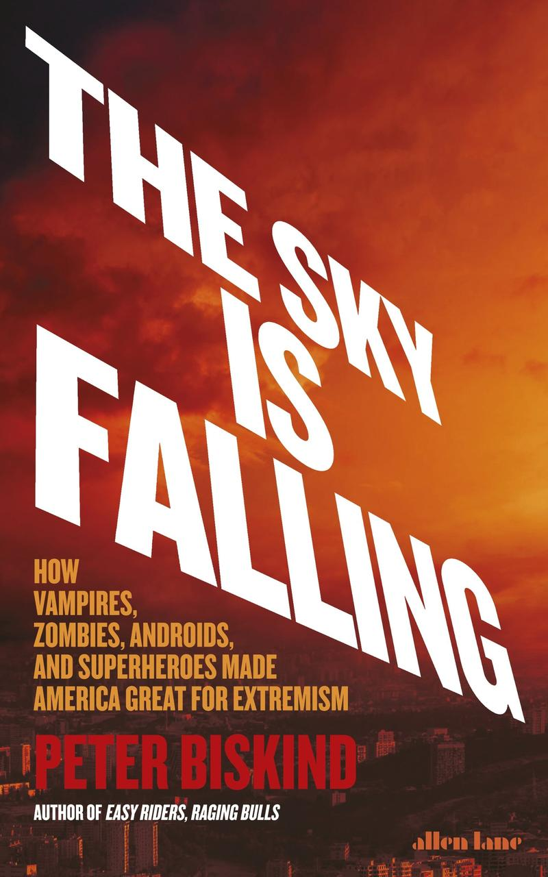 Book Cover - The Sky is Falling