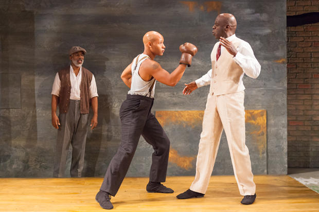 - Jeorge Bennett Watson, Jonathan Louis Dent and Thomas Silcott in The Royale