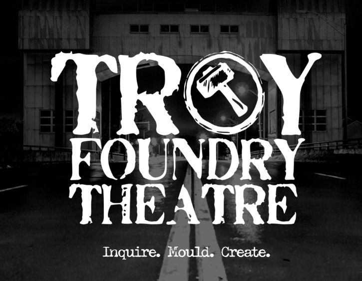 Troy Foundry Theatre logo