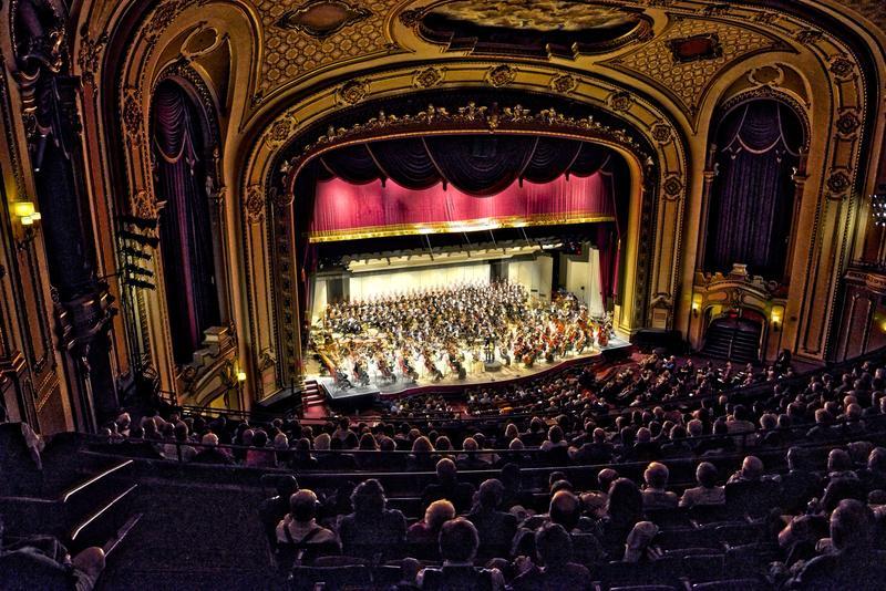 albany symphony palace theatre