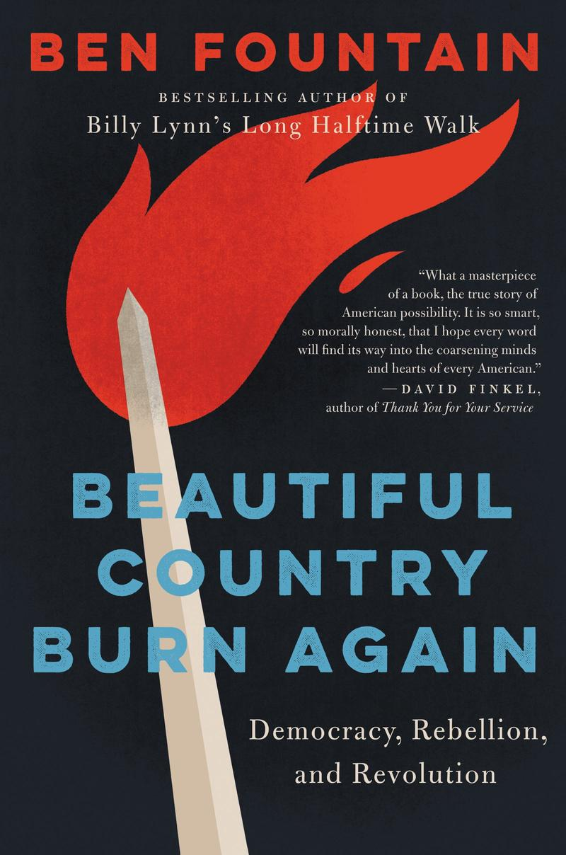 book cover: Beautiful Country Burn Again