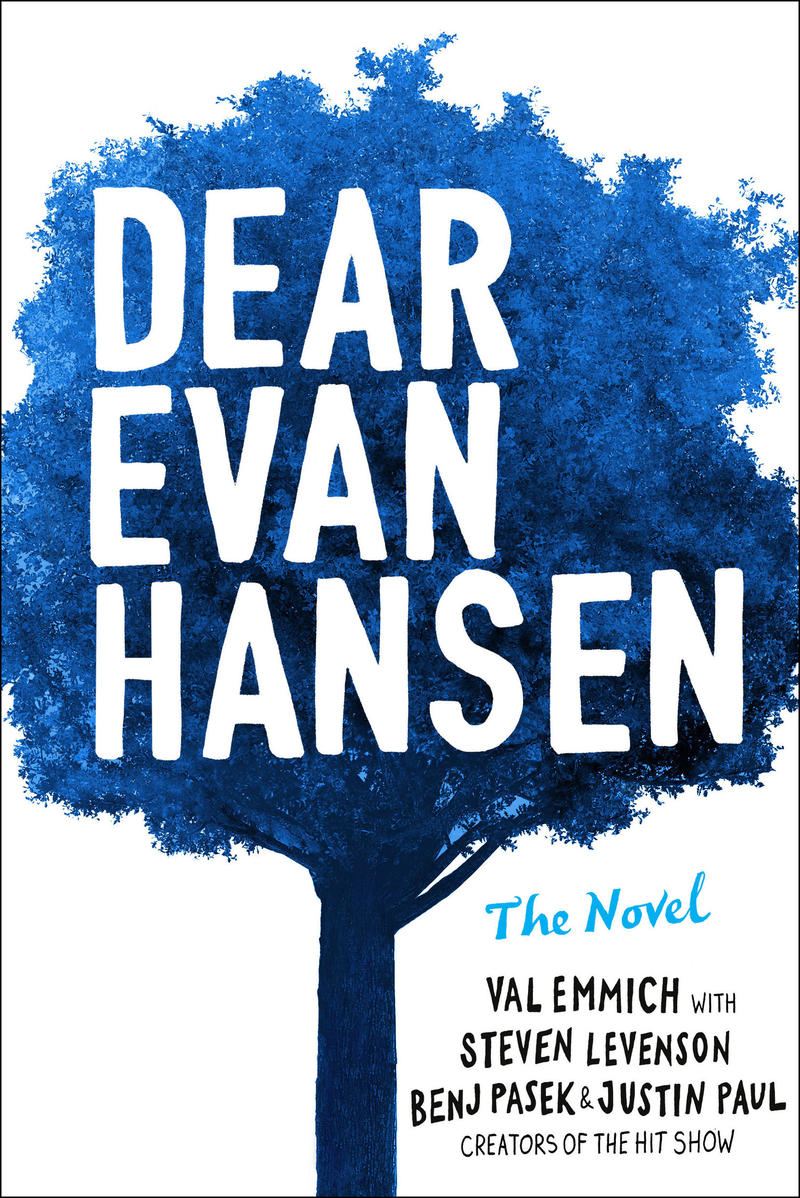 Book Cover - Dear Evan Hansen