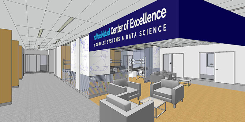 Center for Excellence rendering