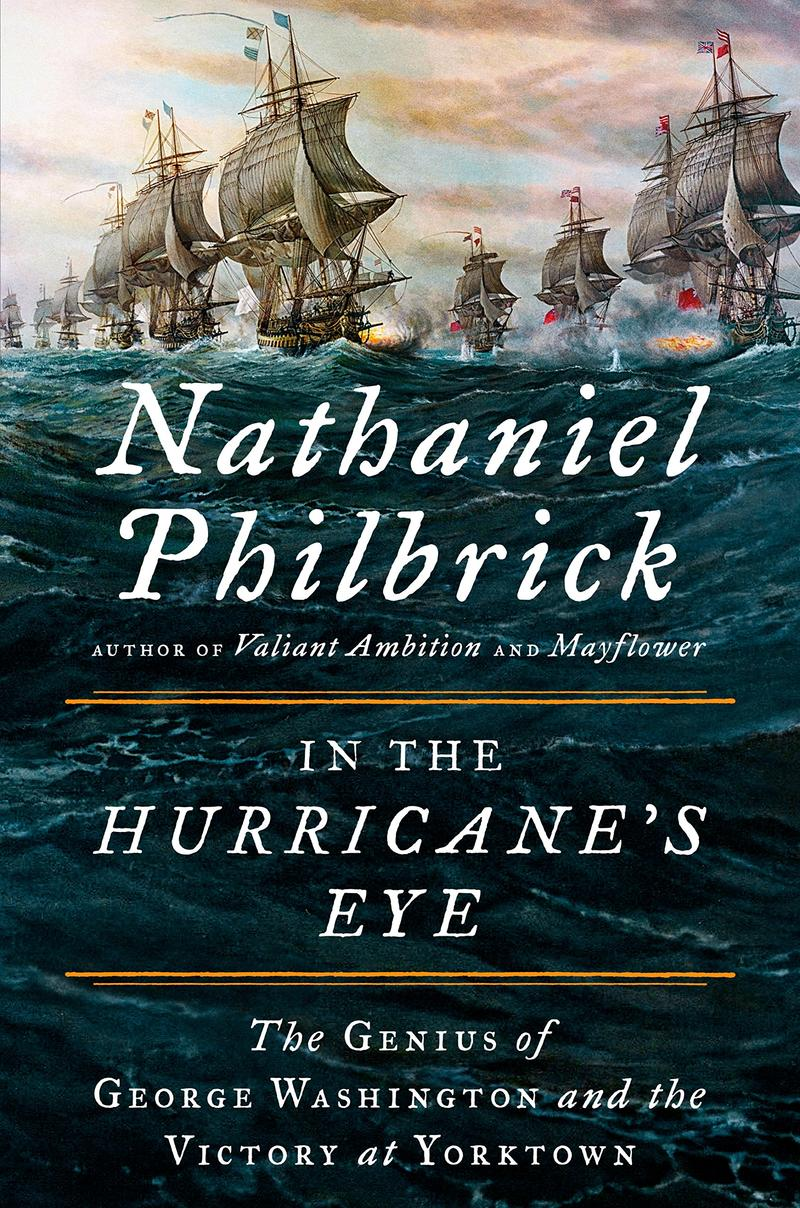 Book cover - In the Hurricane's Eye
