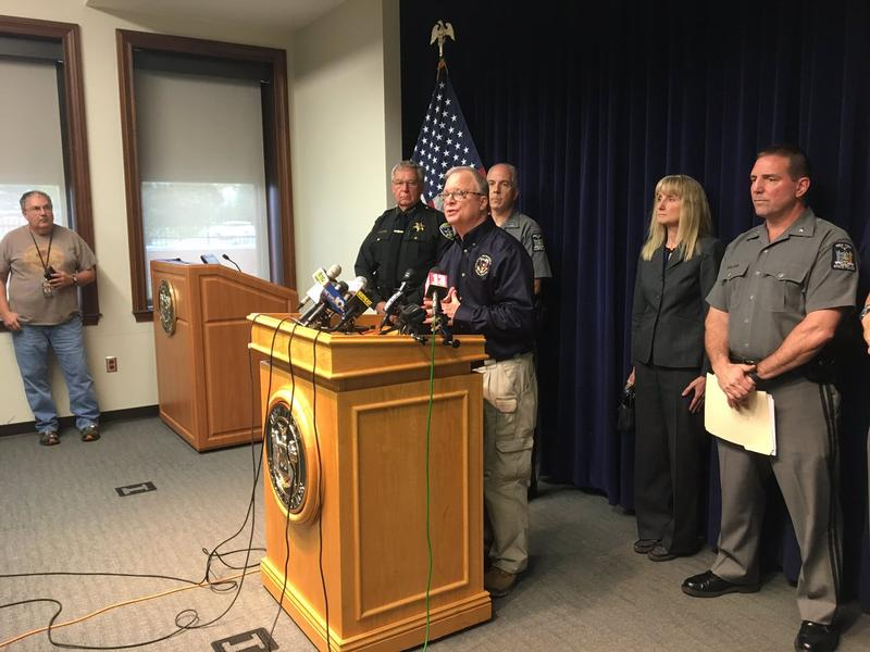 NTSB Chairman Robert Sumwalt