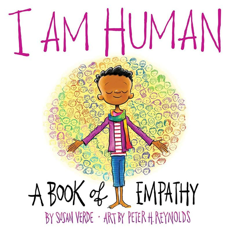 Book Cover - I am Human