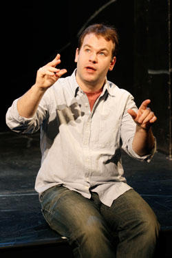 "Birbiglia in ""My Girlfriend's Boyfriend"""