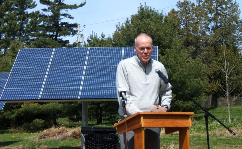 Bill McKibben (File Photo)