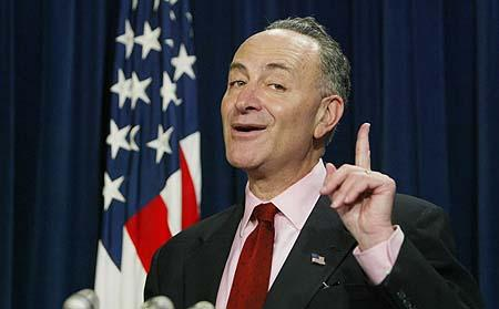 """The funding is the yeast that literally raises the dough..."" ~ Sen. Charles Schumer"