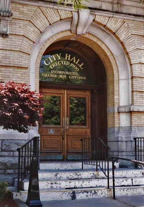 Glens Falls City Hall