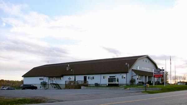 St. Regis Mohawk administration building