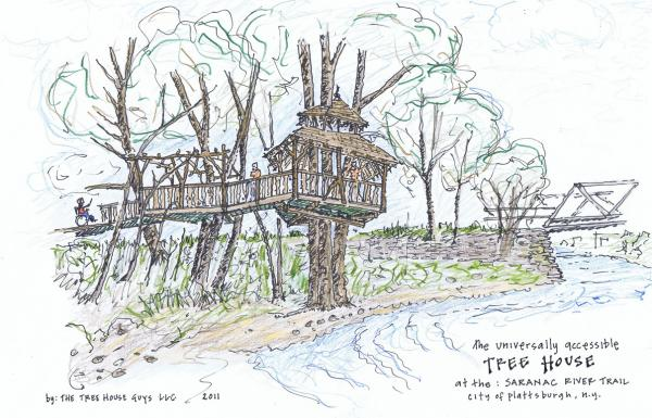 Treehouse Rendering