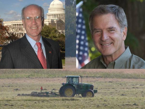 Vermont Democrat Peter Welch/New York Democrat Bill Owens