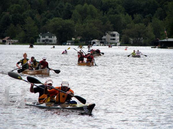 Adirondack Canoe Classic 2008