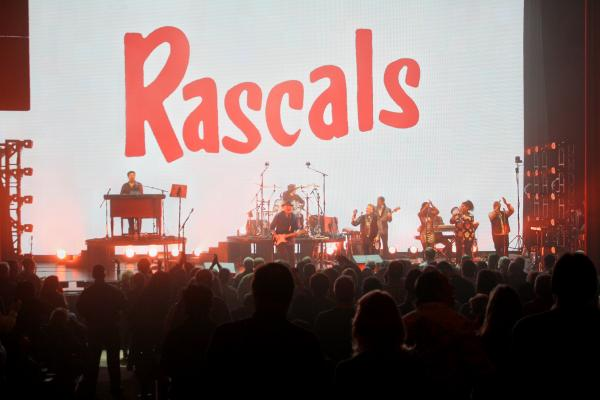 The Rascals are back together after four decades of dormancy.