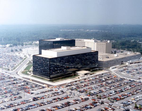 National Security Agency headquarters, Maryland