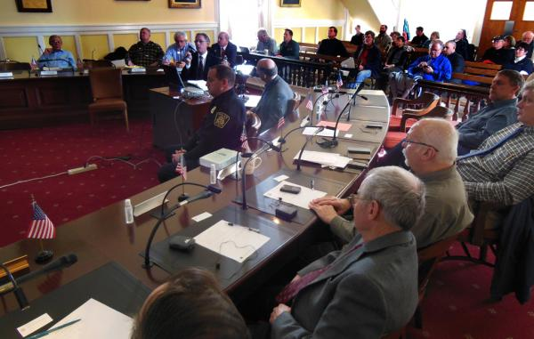 CP Rail presentation to Essex County Supervisors