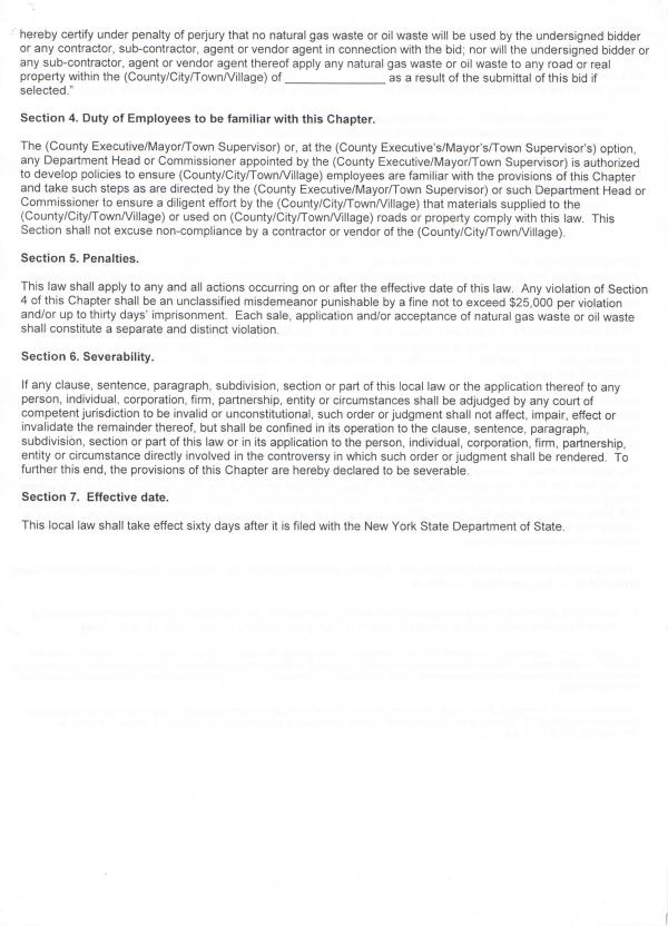 Clinton County waste law page 3