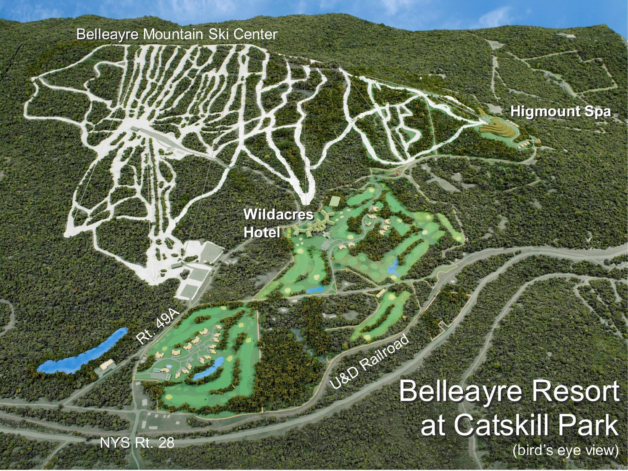 opponents lose legal challenge to proposed catskill resort | wamc