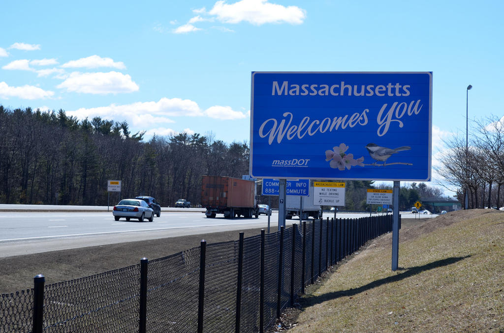 What are the tolls for the Massachusetts Turnpike?
