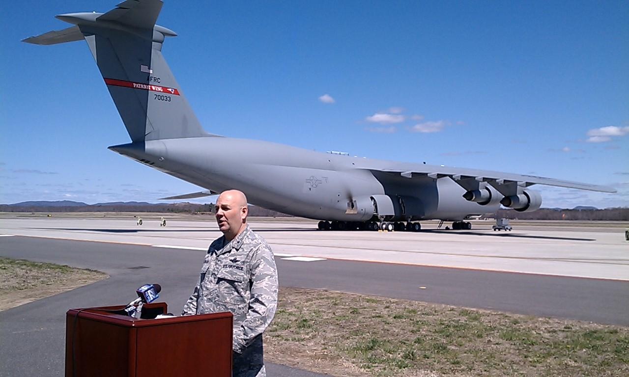 Downsizing will impact western mass military base wamc for The westover