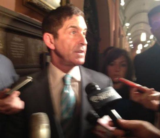 Former Staffer Accuses Jeff Klein of Forcibly Kissing Her