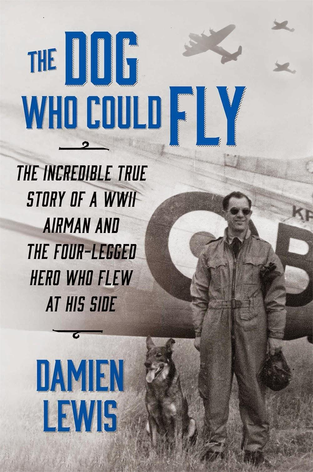 the dog who could fly lewis damien