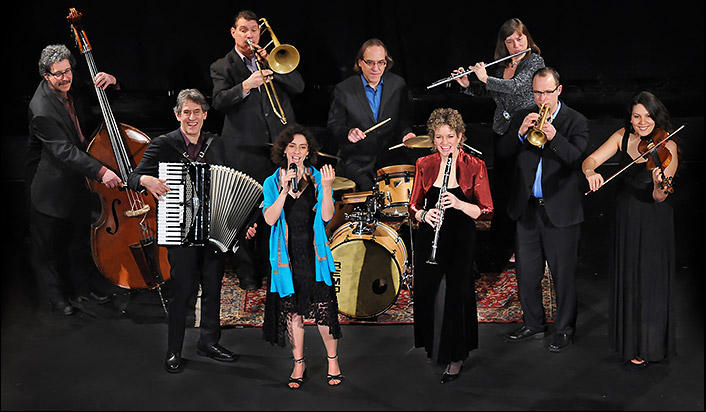 Klezmer Conservatory Band Tour Schedule