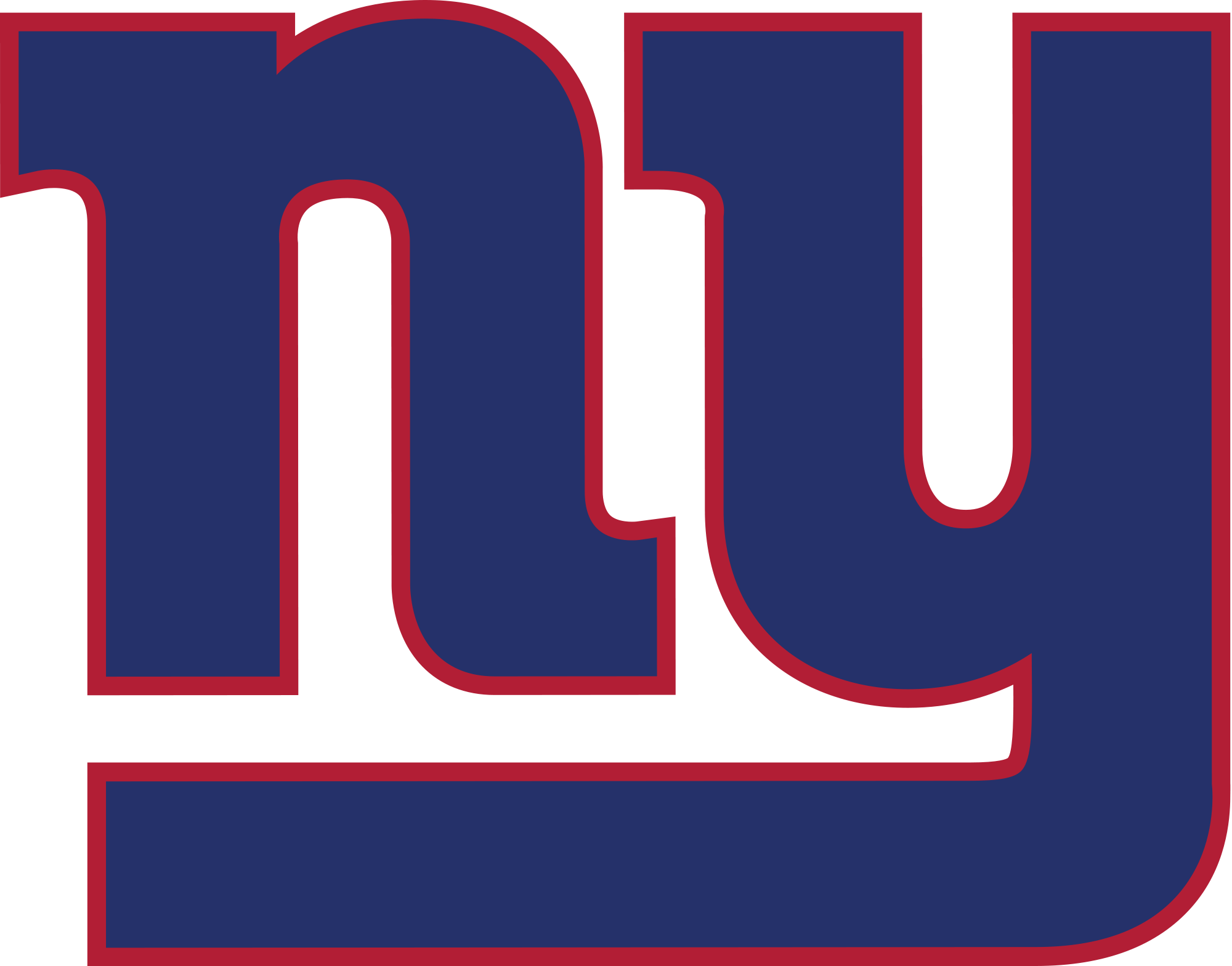 New York Giants Logo Png Sports Report NY Giants Have