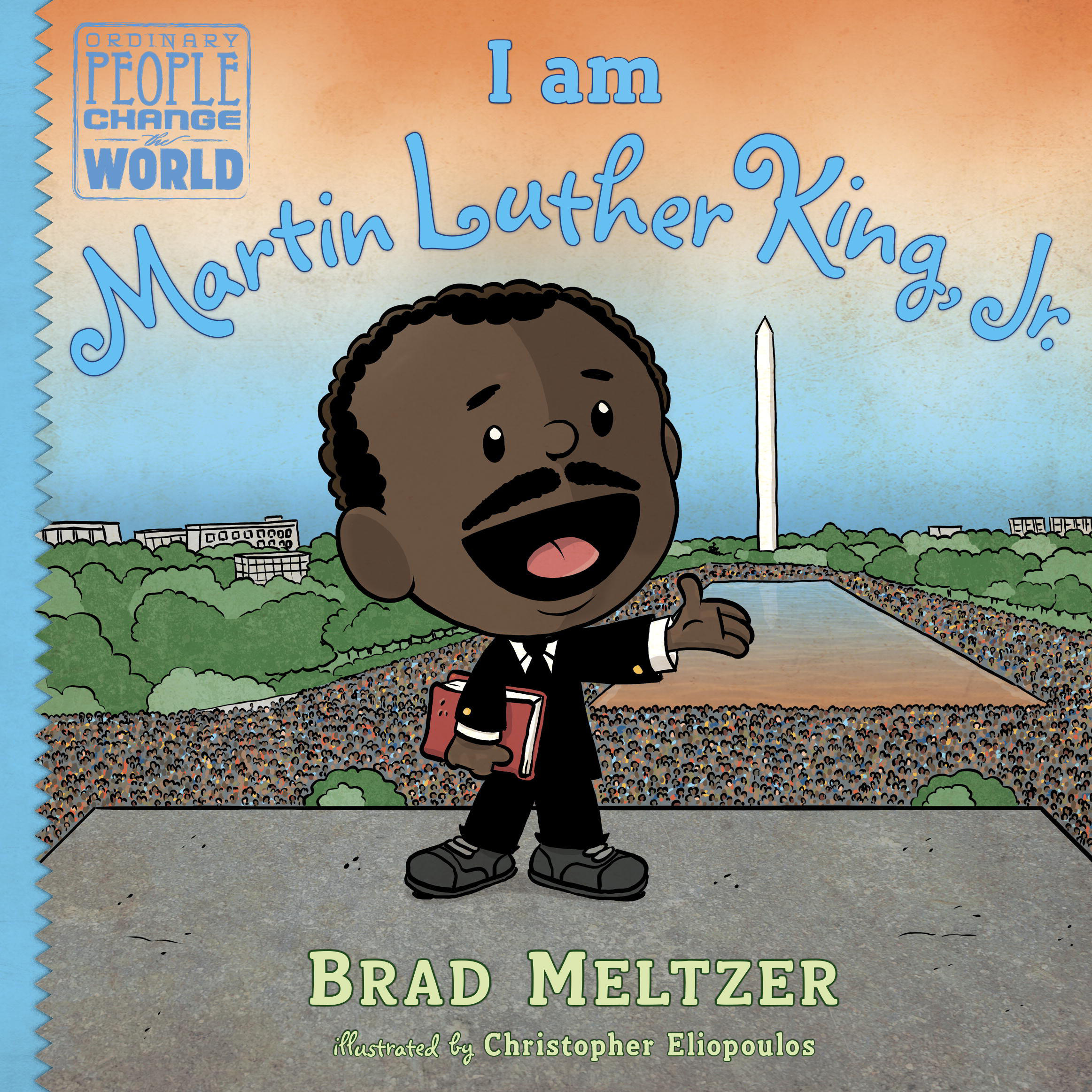Book Cover - I am Martin Luther King Jr.