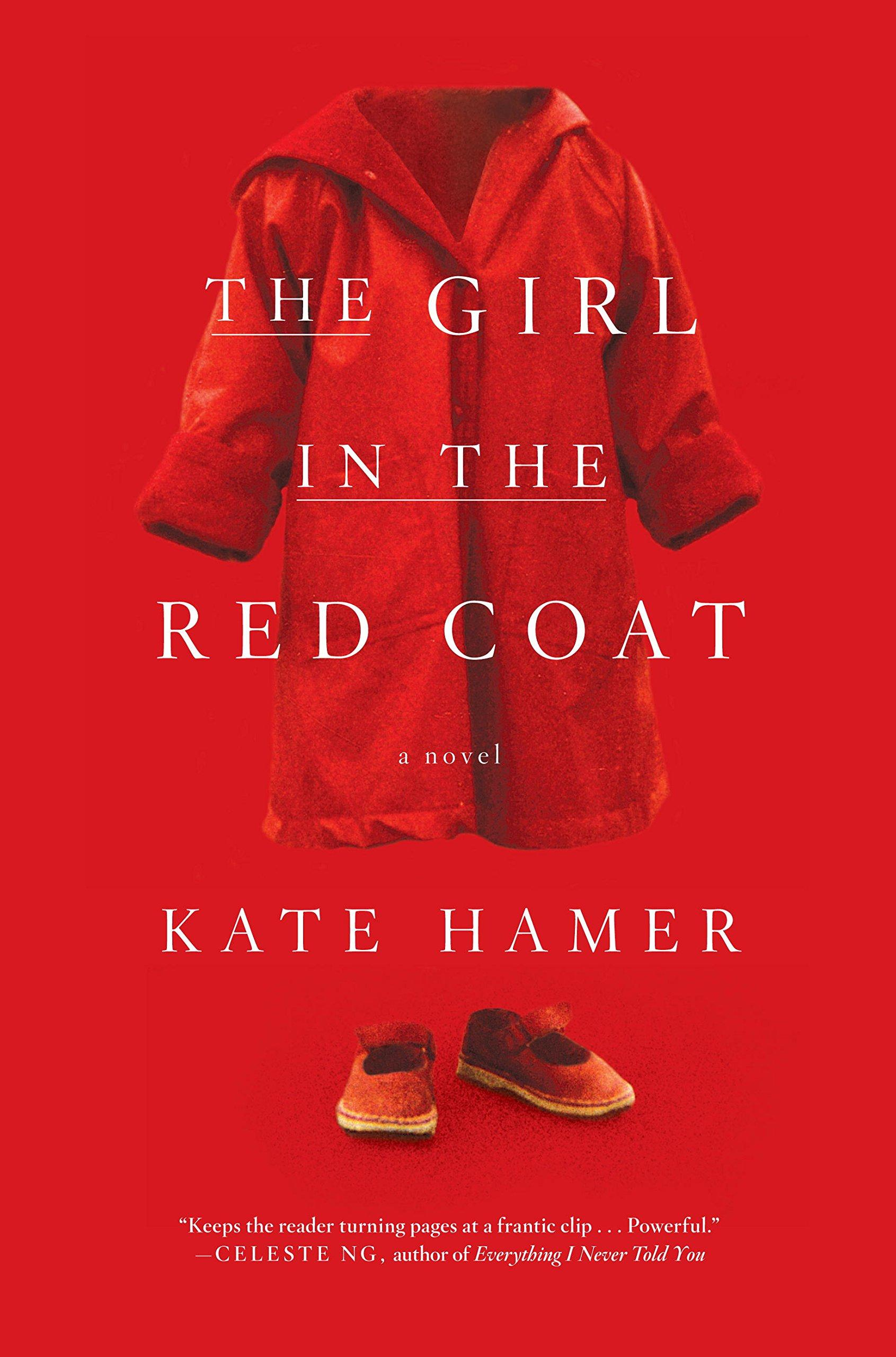 The Girl In The Red Coat By Kate Hamer | WAMC