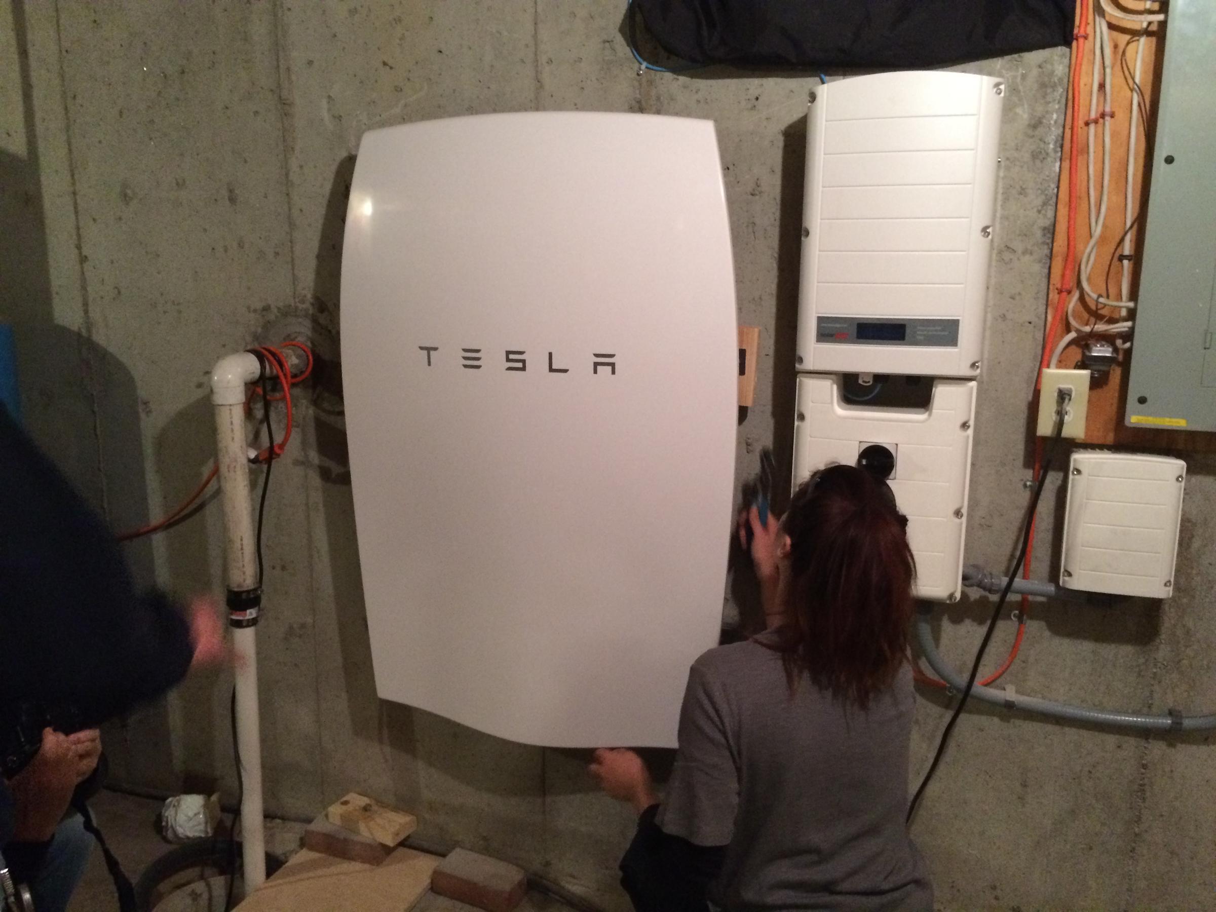 Vermont Utility Starts Installing Tesla Home Batteries Wamc