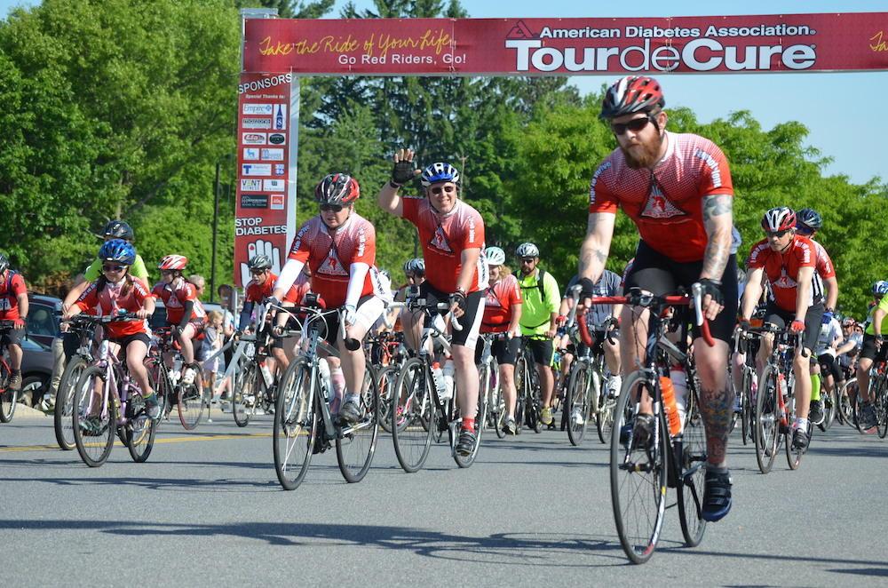 Tour De Cure Race Photos