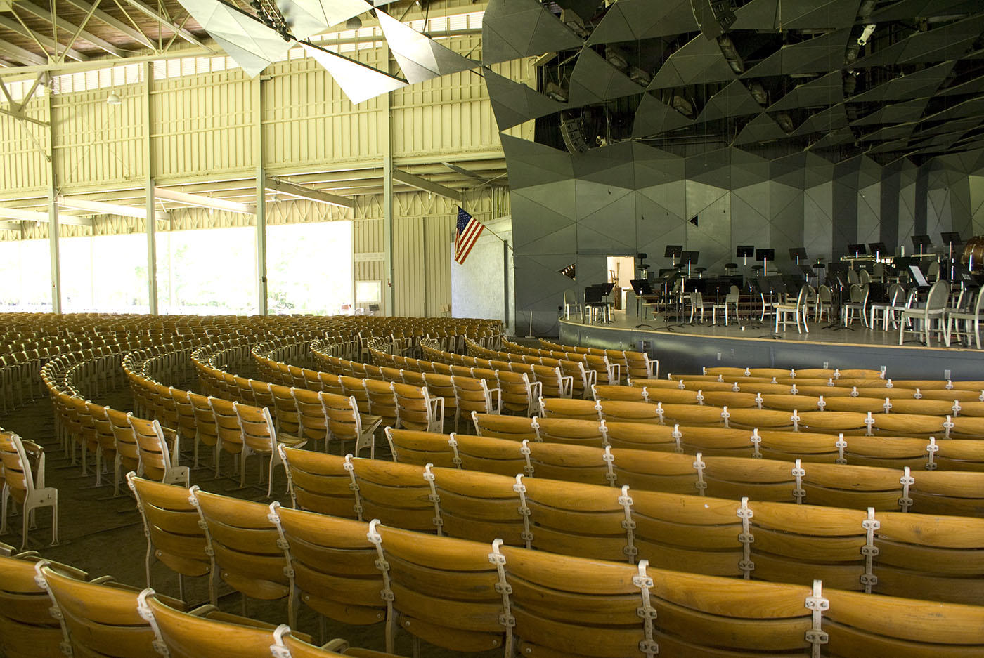 The tanglewood music center wamc for The tanglewood