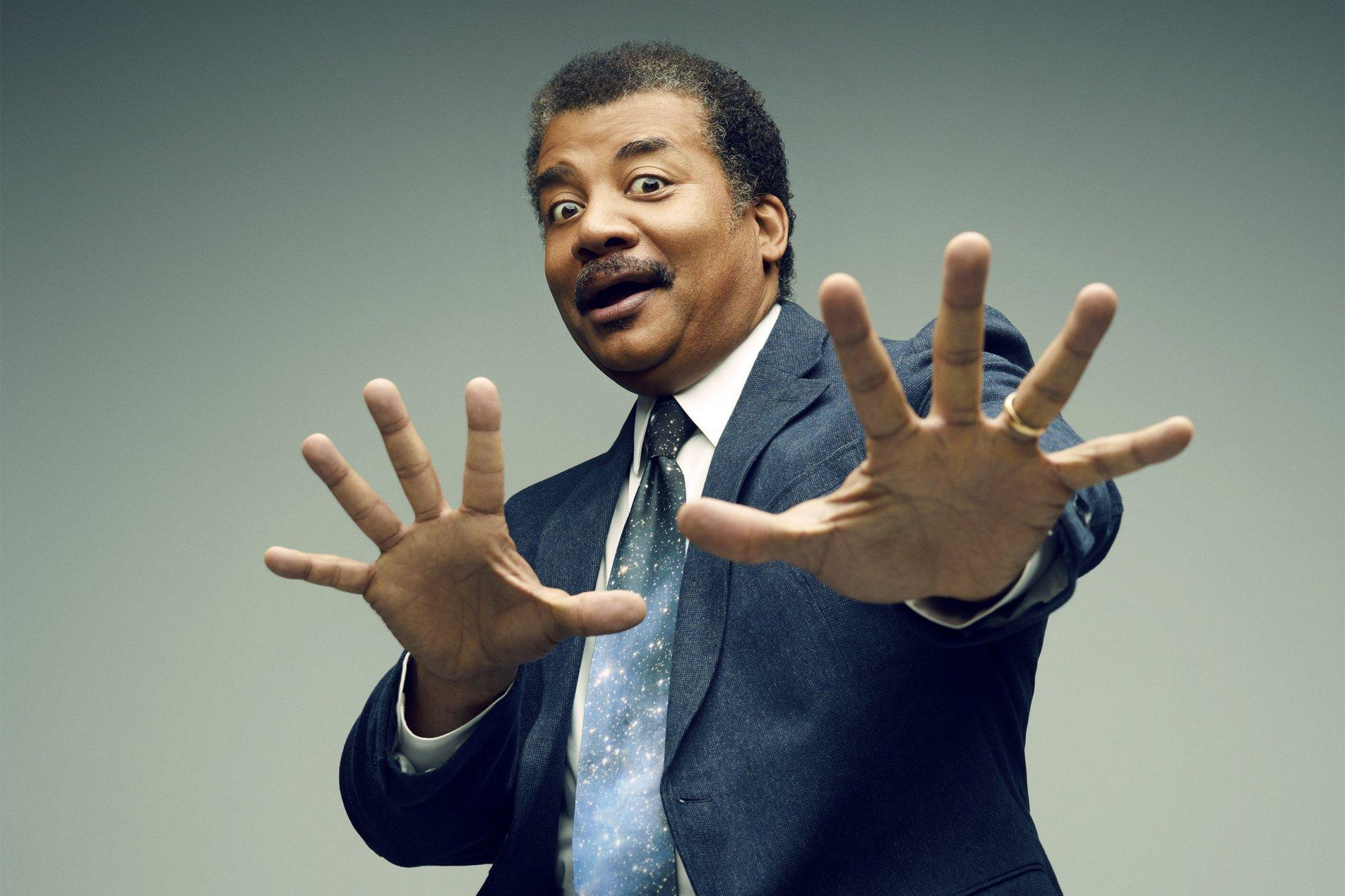 Neil DeGrasse Tyson Delivers 'Most Important' Message Yet