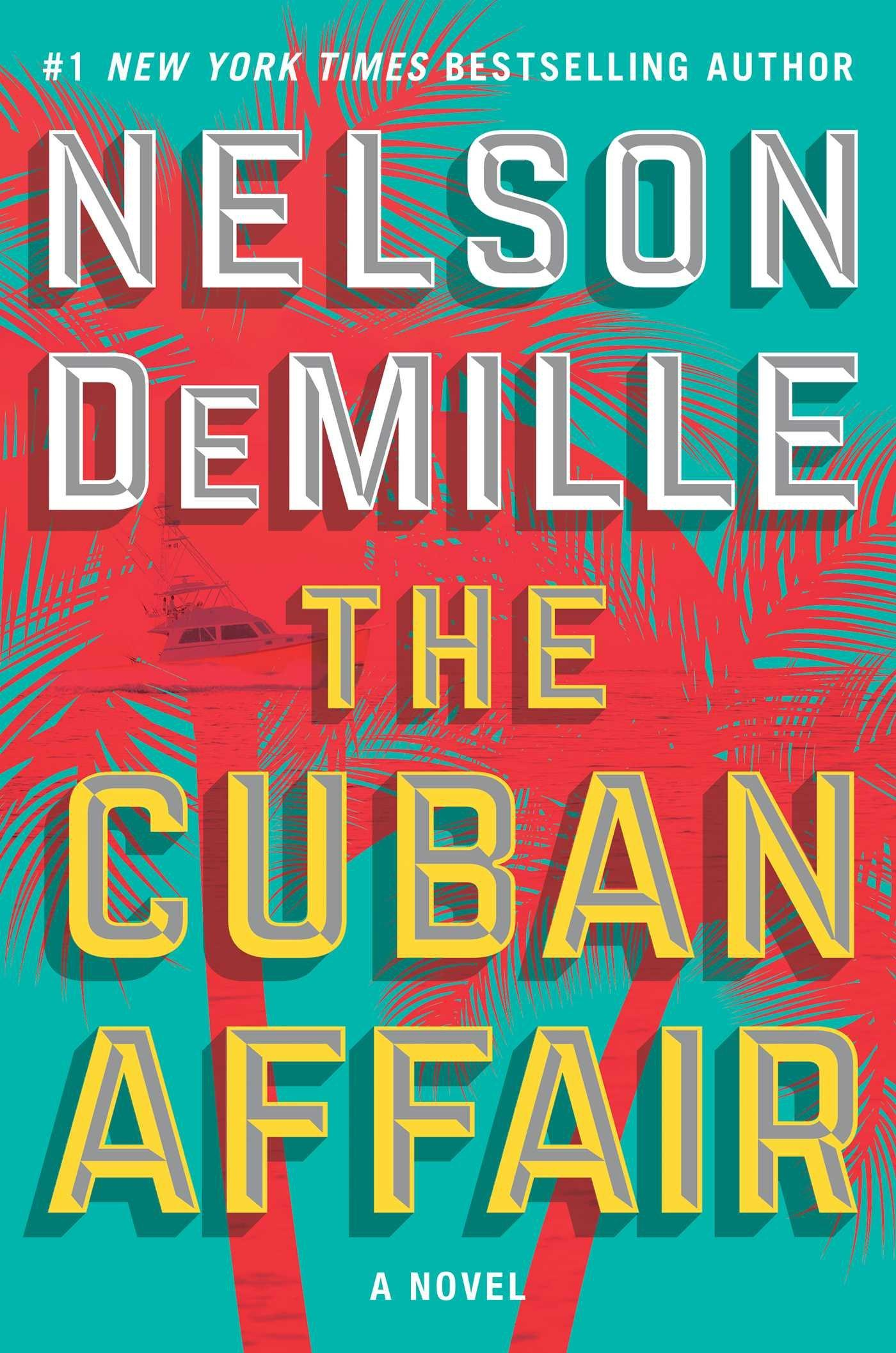 Book Cover - The Cuban Affair