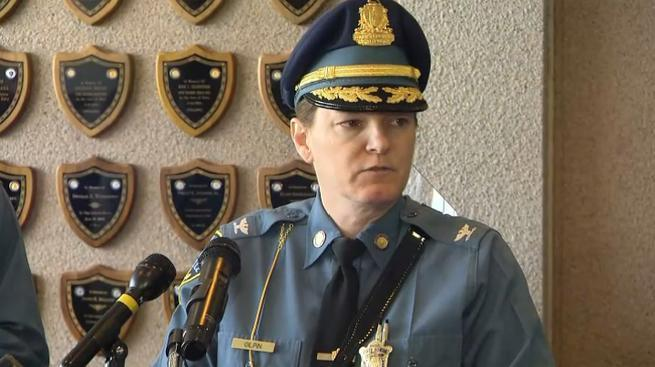 Massachusetts State Police audit finds overtime abuse