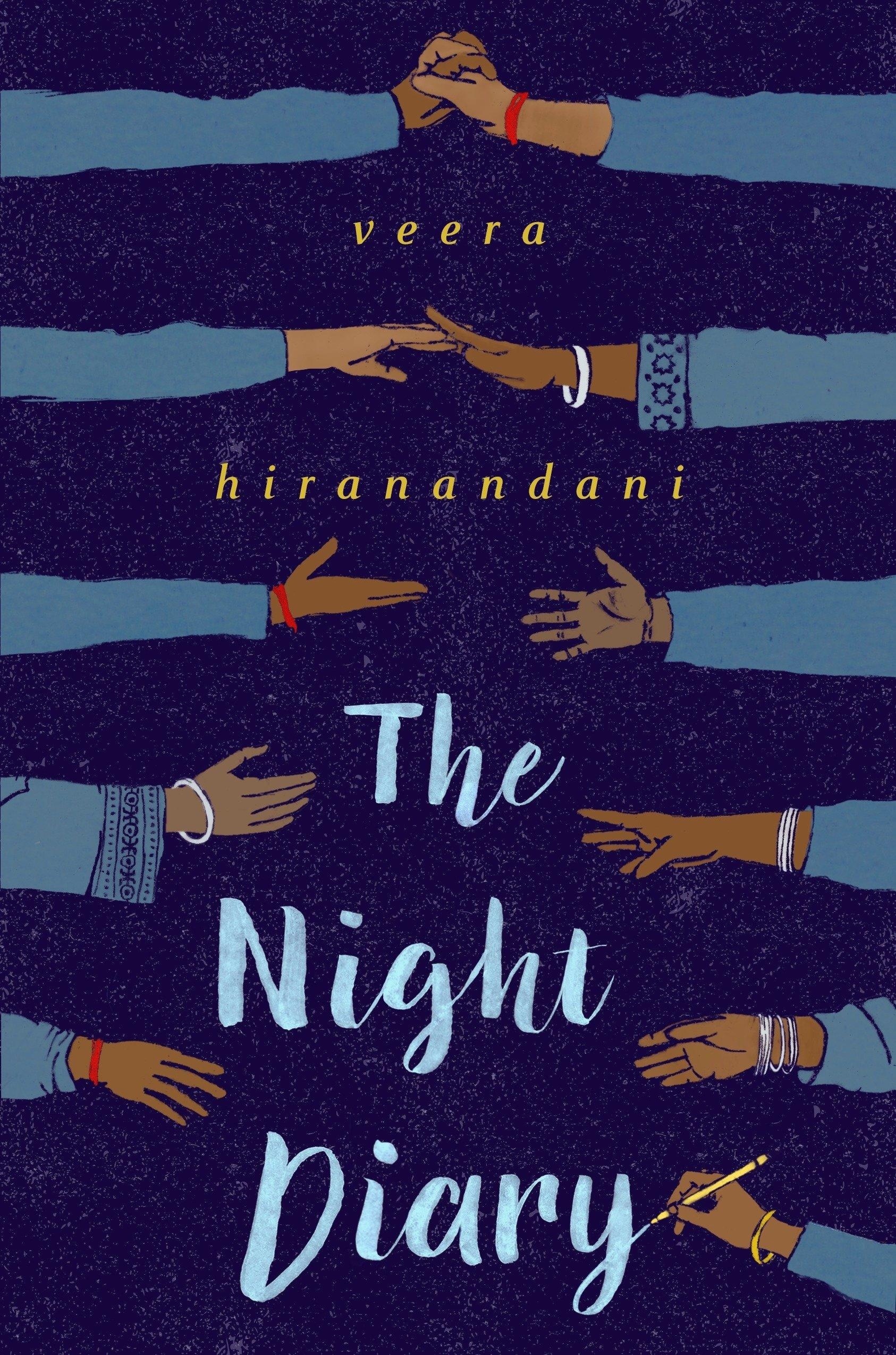 Cover art for the book entitled The Night Diary